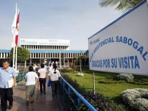 Hospital Sabogal niega que sugiera pagos por órganos de menor en coma