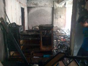 Cerca de 80 familias afectadas tras incendio en el Callao