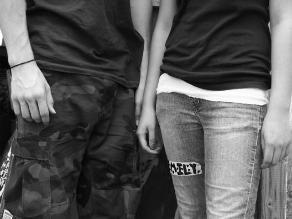 Las ilusiones y emociones durante la adolescencia con el primer amor