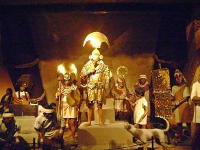 El Señor de Sipán y las Tumbas Reales de Lambayeque