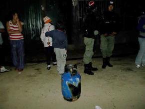 Huancayo: Dos hermanitos se salvan de morir calcinados en incendio