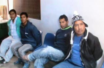 Cusco: Capturan a asaltantes de cooperativa en Apurímac