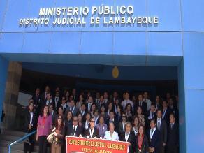 Chiclayo: Unas 400 audiencias suspendidas por paro de magistrados
