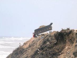 Trujillo: Playas de Víctor Larco y Huanchaquito están contaminadas