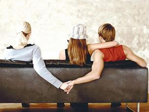 La infidelidad: cosa de dos.