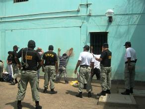 Chimbote: Agentes frustran escape de interno del penal Cambio Puente