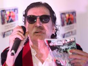 Charly García es dado de alta y dará concierto en Colombia