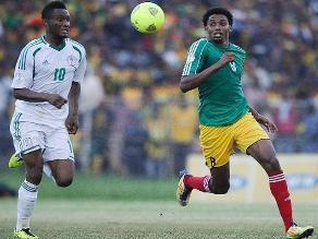 Nigeria derrota por segunda vez a Etiopía y sella su pase a Brasil 2014