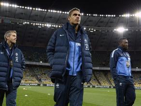 Raphael Varane apura su recuperación para jugar revancha ante Ucrania