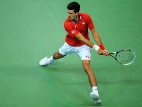 Copa Davis: Tomas Berdych alabó el juego y nivel de Novak Djokovic