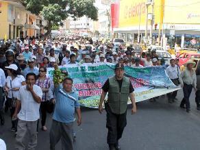 Piura: Comuneros de Sondorillo se reunirán con ministro de Agricultura