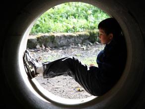 Estrés infantil: factores que lo originan