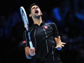 Djokovic recorta 150 puntos a Nadal, que acaba el 2013 líder de la ATP