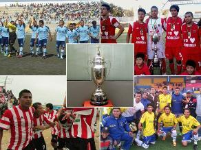 Conoce a los cuatro clubes semifinalistas de la Copa Perú