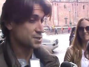 David Ferrer en Cusco: Agradezco el trato recibido en todo el Perú