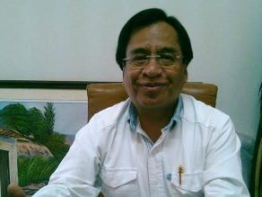 Murió vicepresidente regional de Ica tras permanecer ocho días en coma