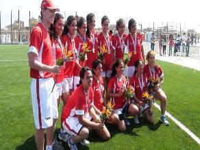 Chicas de rugby y fútbol sacaron la cara por el Perú en Bolivarianos