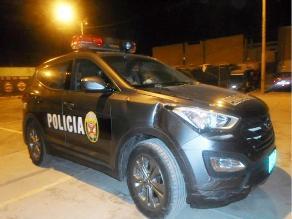 Chiclayo: Patrullero inteligente chocó contra mototaxi