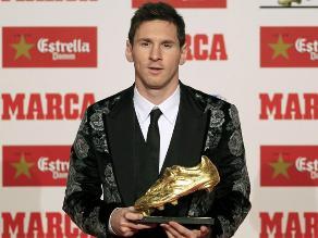 Lionel Messi: La Bota de Oro nunca fue mi objetivo
