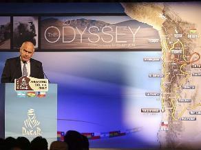 Rally Dakar 2014 tendrá recorridos diferentes de automóviles y de motos