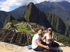 David Ferrer sigue disfrutando de viaje al Perú y conoció Machu Picchu