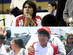 Emilio Córdova y Jorge Cori aseguran juego de equipo en Bolivarianos