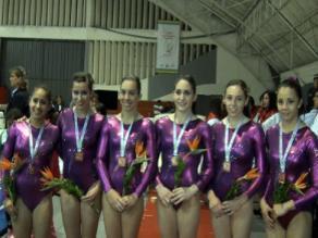 Bolivarianos: Perú consigue medalla de bronce en gimnasia artística