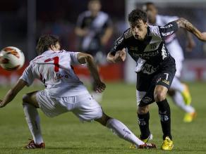 Ponte Preta sorprendió a Sao Paulo y aspira a final de Copa Sudamericana