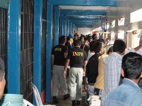 Chiclayo: Reo denuncia salvaje golpiza de parte de agentes del Inpe