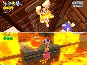 Este es el tráiler de lanzamiento de Super Mario 3D World