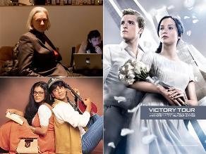 The Hunger Games: Catching Fire y los otros estrenos de la semana