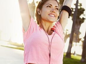 Fitness: nueve razones que muestran que eres una persona saludable