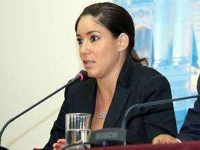 Chávez sobre presentación de Tilsa Lozano: Qué buena cortina de humo