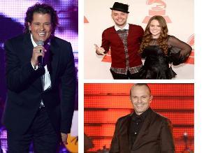 Conoce a los nominados de los Grammy Latino 2013