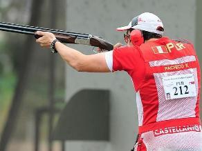 Equipo peruano de tiro obtuvo la medalla de oro en los Bolivarianos