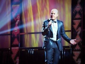 Grammy Latino 2013: Gian Marco cantó La flor de la canela