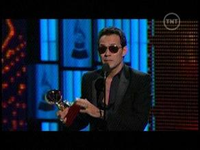 Grammy Latino 2013: Marc Anthony gana premio por mejor grabación del año