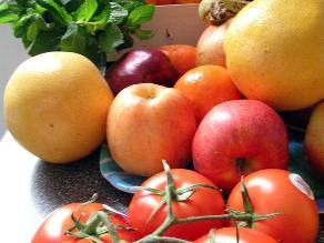 Alimentación saludable mantiene la piel sana y lozana