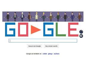 Los cincuenta años de Doctor Who con espectacular doodle interactivo