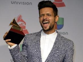 Draco Rosa: Disco premiado en los Grammy me ayudó a superar el cáncer