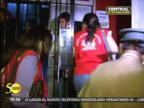 Infringen Ley Seca en discotecas, bares y hasta en concierto chicha