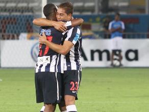 Alianza Lima goleó al Pacífico FC en Huacho y lo complicó con la baja