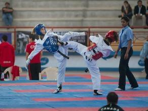 Julissa Diez Canseco logra oro para el Perú en taekwondo en los Bolivarianos