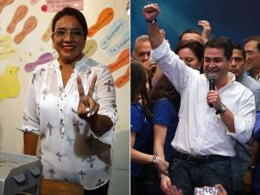 Honduras con dos candidatos autoproclamados ganadores de elecciones