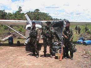 Fallece piloto boliviano intervenido con 300 kilos de droga