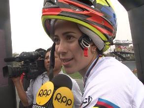 Mariana Pajón: Ya gané todo lo que me faltaba en mi carrera