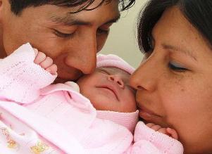 Importancia del vínculo entre madre y el bebé recién nacido