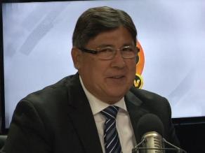Manuel Burga: Alguien llevó a Alarcón a la Presidencia de Alianza Lima
