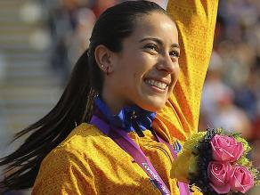 Colombiana Mariana Pajón gana el oro en BMX de los Juegos Bolivarianos