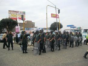 Policías y patrulleros inteligentes se quedarán en Trujillo